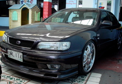 mr_dentist 1998 Nissan Cefiro