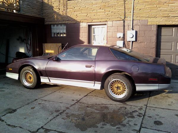 Another Stippy17 1985 Pontiac Trans Am post... - 12528831
