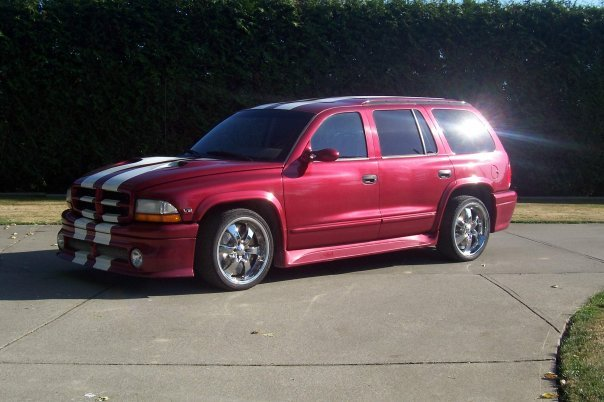 Large on 2004 Dodge Durango