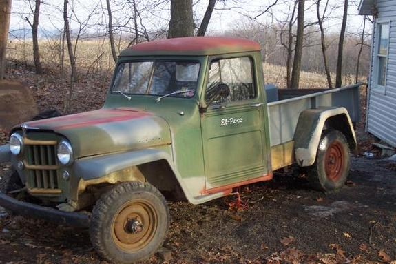 mylittlewilly 1956 Willys Pickup 9494662