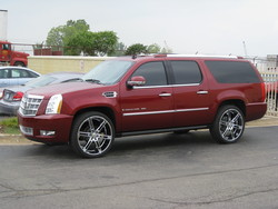 07hoeon26s 2009 Cadillac Escalade