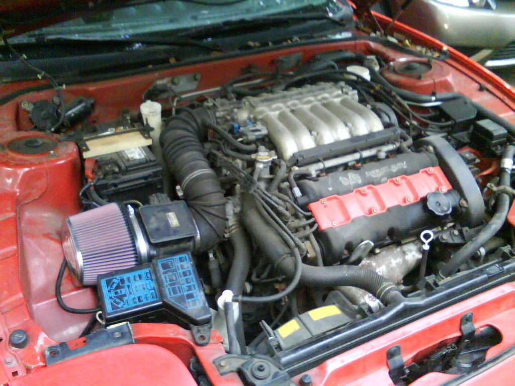 inflam52 1991 Dodge Stealth 12529854