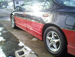gtrydas 1999 Pontiac Grand Prix