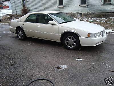 Another leftysquid 1996 Cadillac STS post... - 12530733