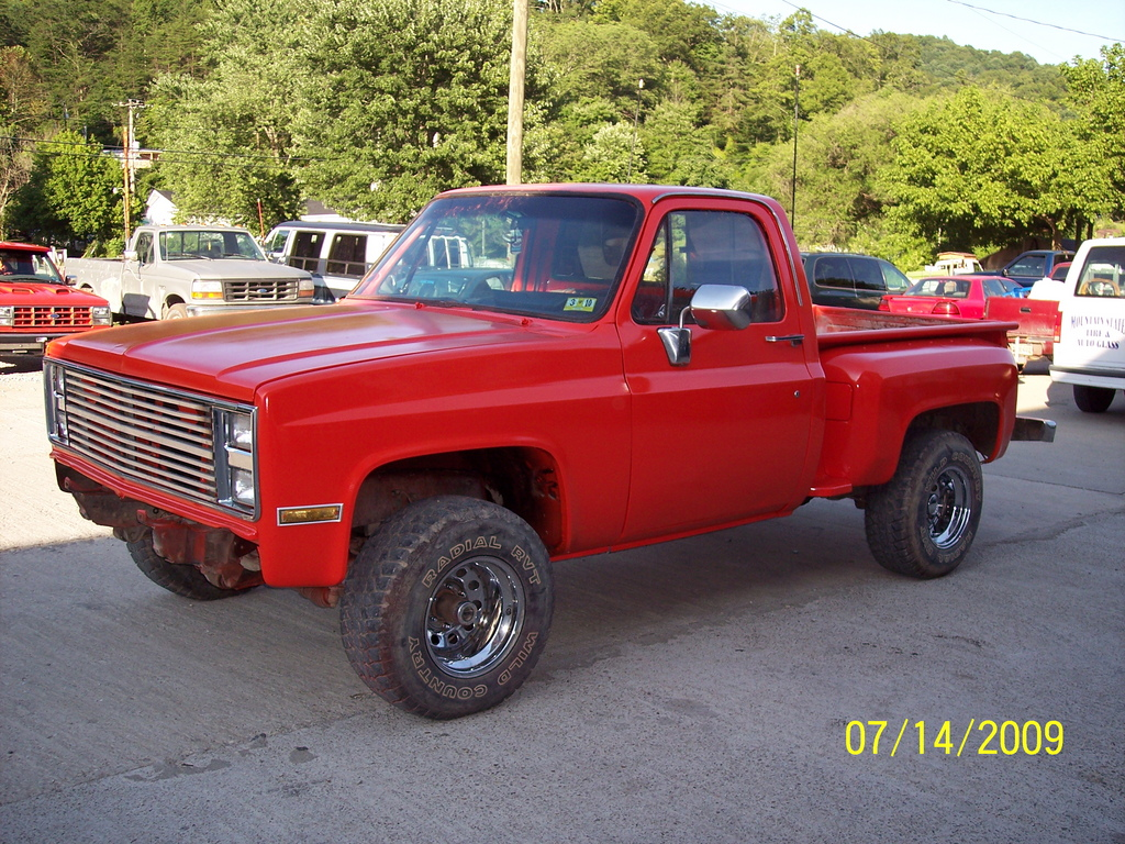 Displaying 19> Images For - 1983 Chevy Trucks...