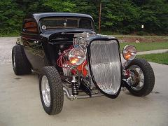 mullinsradiators 1933 Ford Coupe