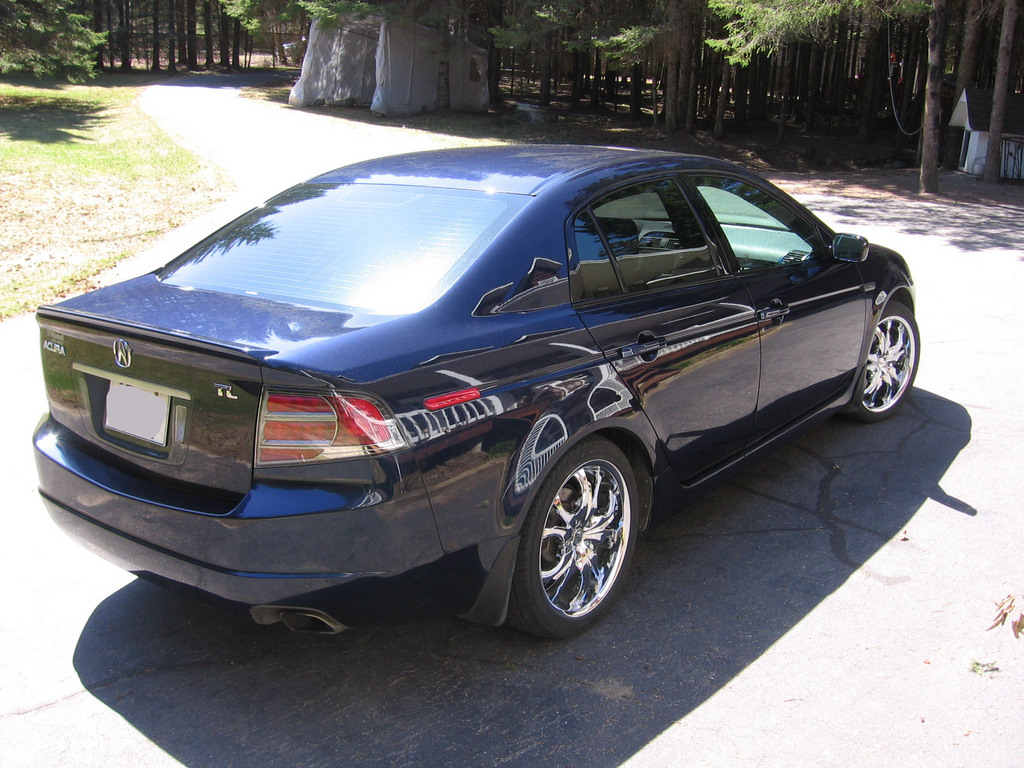 dragonlord 39 s 2004 acura tl in laval qc. Black Bedroom Furniture Sets. Home Design Ideas
