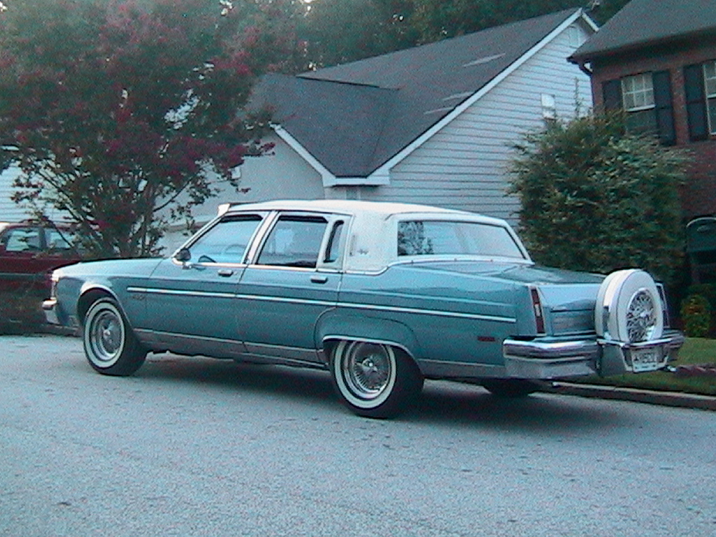 Cloud-9 1980 Oldsmobile 98 12533086