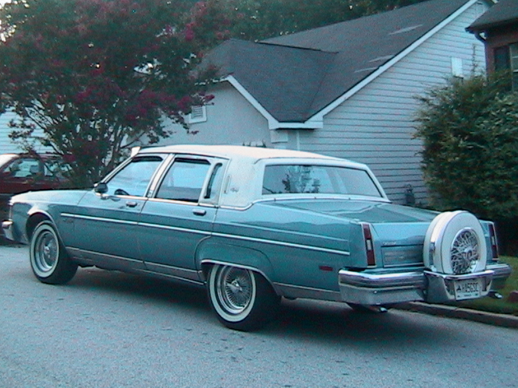 Cloud-9's 1980 Oldsmobile 98