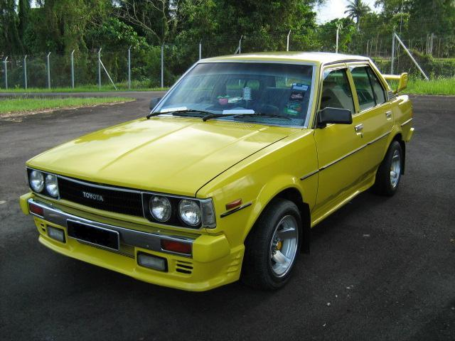Another ss4377 1979 Toyota Corolla post... - 12533130