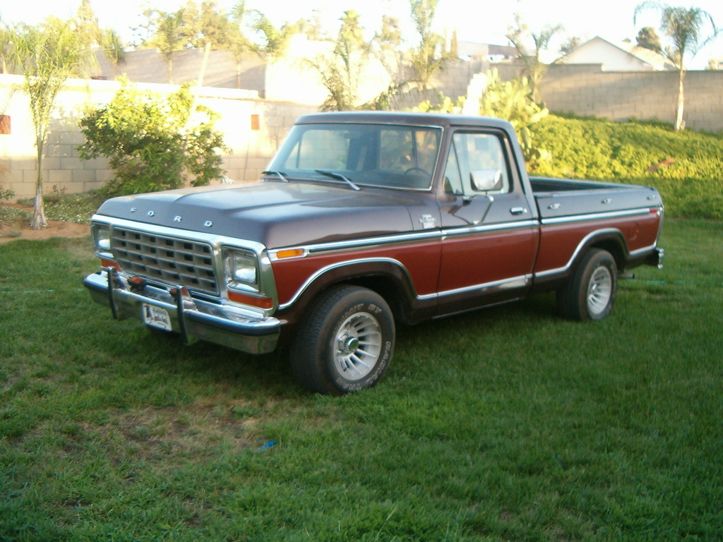 79bprider 1979 Ford F150 Regular Cab 12533041