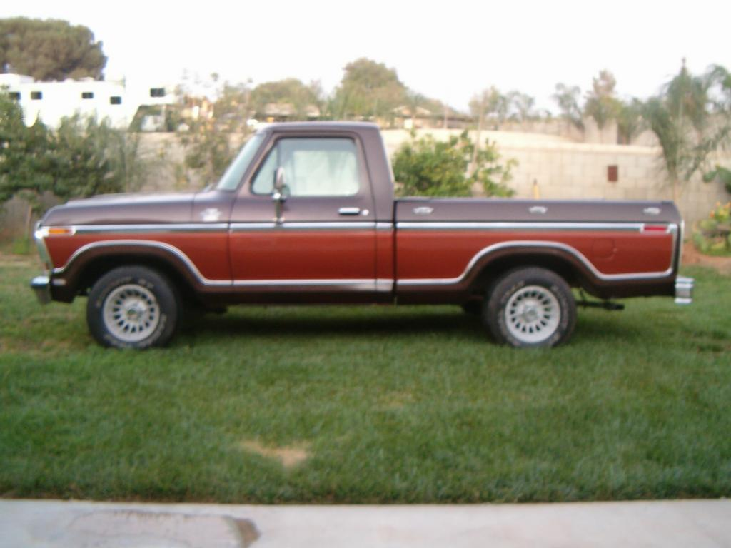 79bprider's 1979 Ford F150 Regular Cab