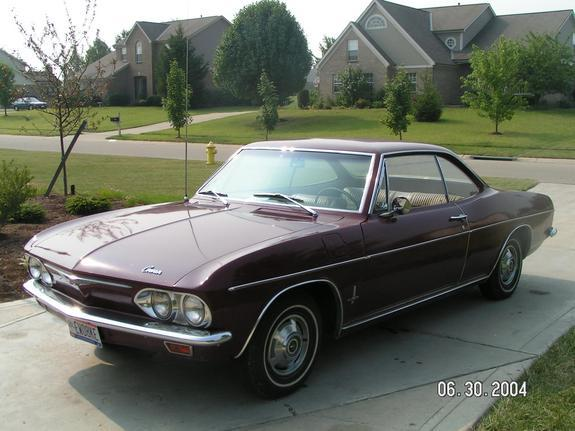 NovaCorvair 1965 Chevrolet Corvair 12541348
