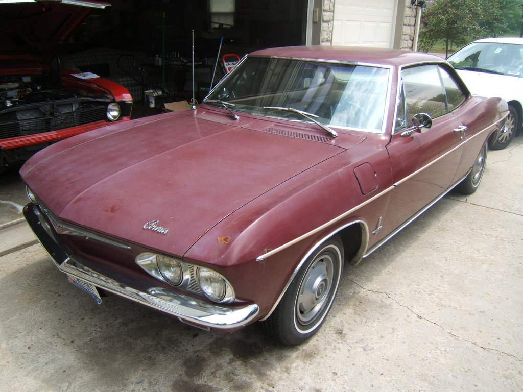 NovaCorvair 1965 Chevrolet Corvair 12541349