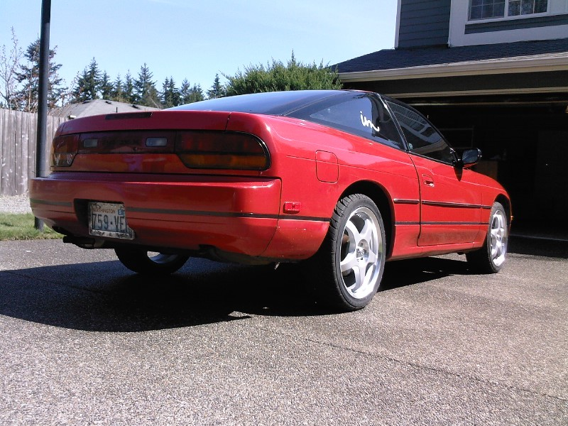 Another acn545 1990 Nissan 240SX post... - 12533154