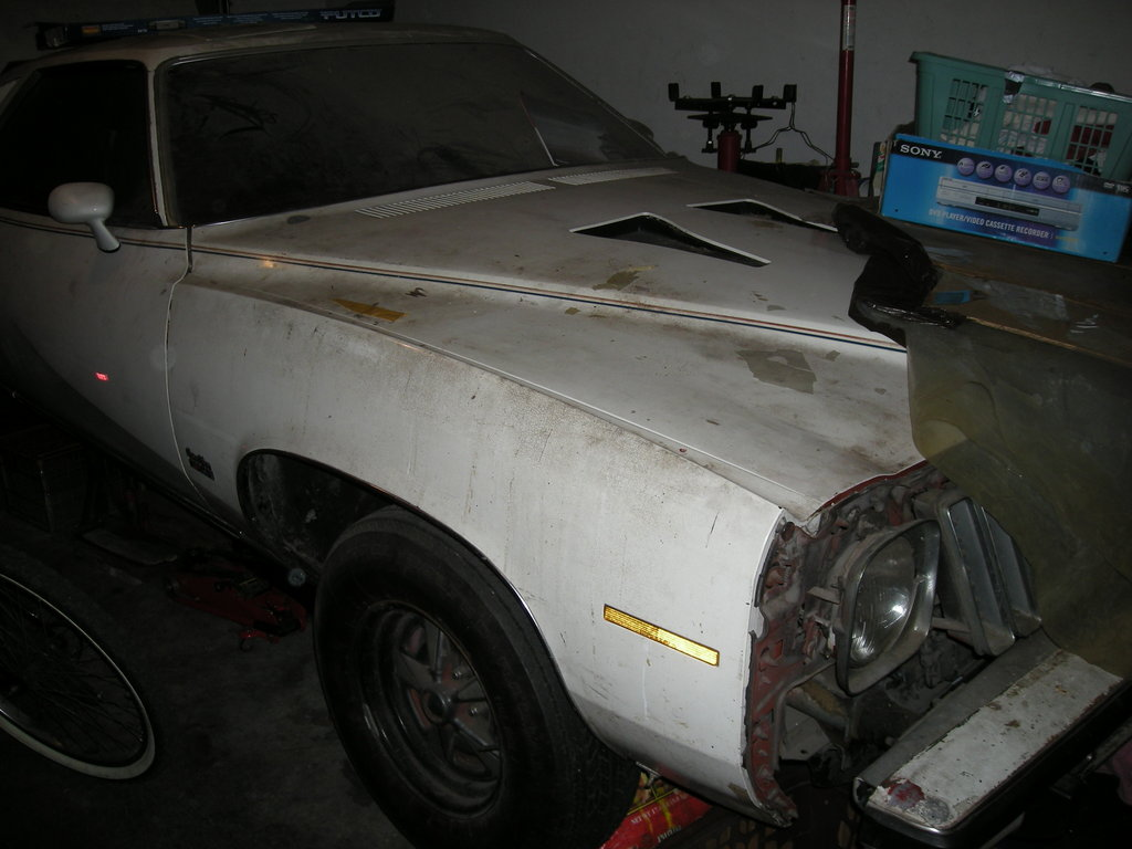 ponchoV8 1974 Pontiac Grand Am 12534412