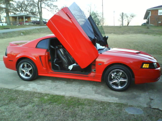 Another krash-a-stang 2000 Ford Mustang post... - 12533419