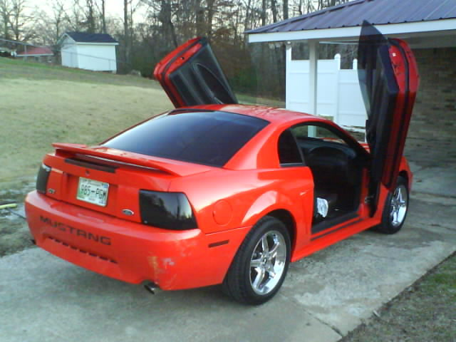 Another krash-a-stang 2000 Ford Mustang post... - 12533421