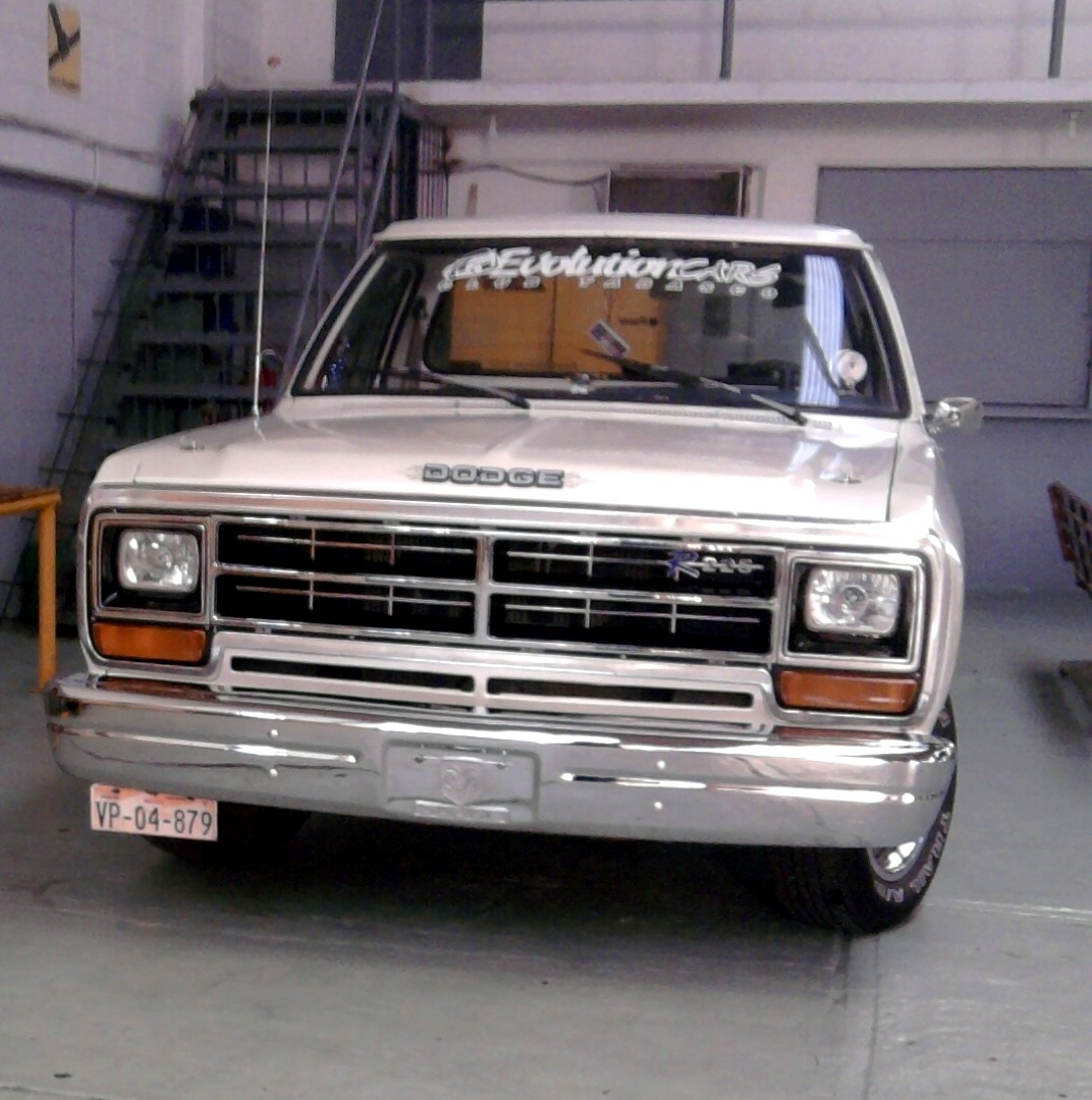goyorush's 1988 Dodge Ram 1500 Regular Cab