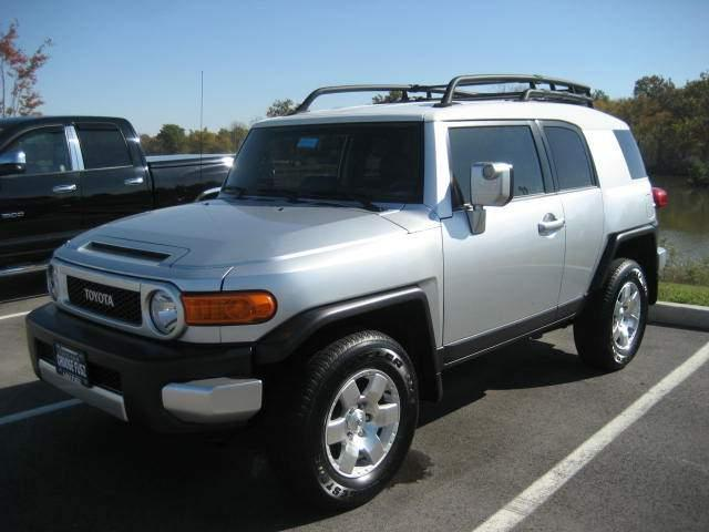 gittyup 2007 toyota fj cruiser specs photos modification info at cardomain. Black Bedroom Furniture Sets. Home Design Ideas