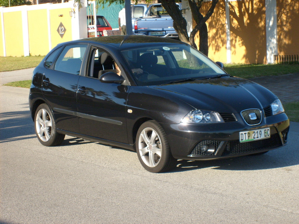 supervan2 2007 seat ibiza specs photos modification info. Black Bedroom Furniture Sets. Home Design Ideas