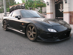rotorexs 1997 Mazda RX-7