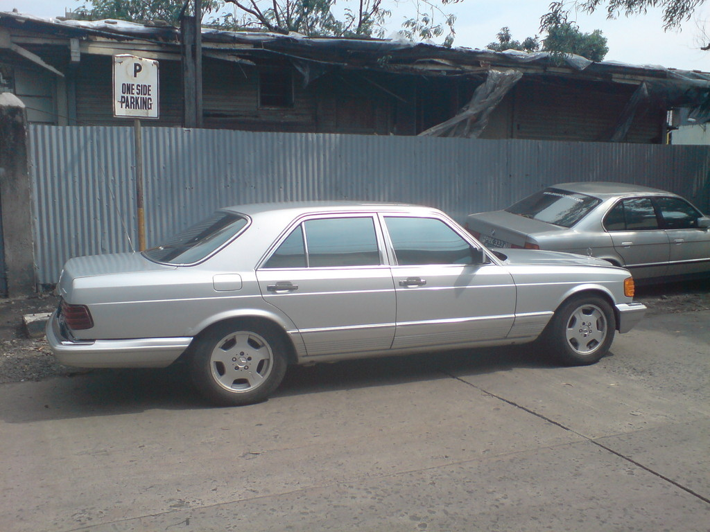 Another jskgmd 1982 Mercedes-Benz S-Class post... - 12535785