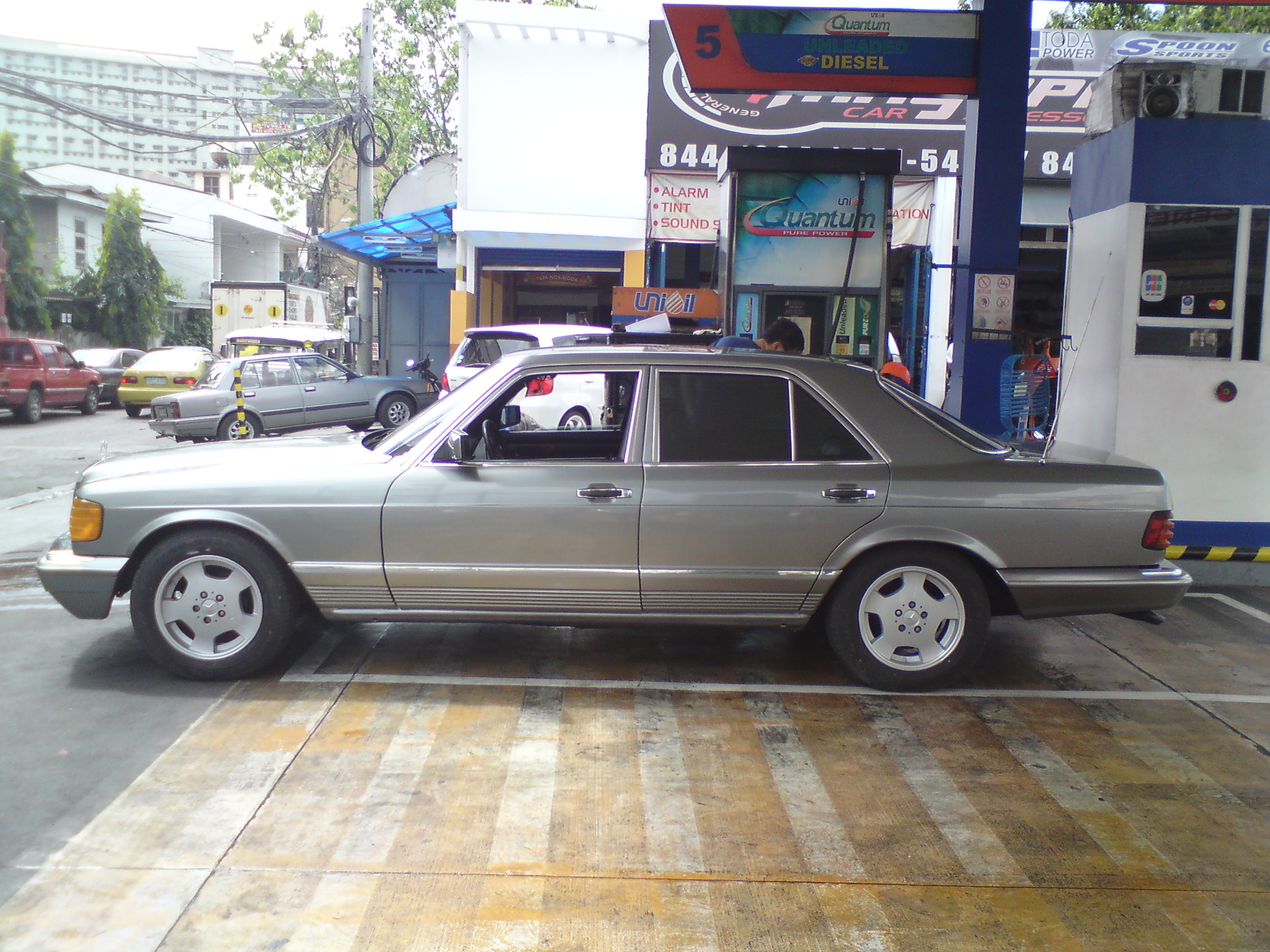 Another jskgmd 1982 Mercedes-Benz S-Class post... - 12535797