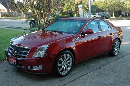tomballers1985 39 s 2009 cadillac cts in houston tx. Black Bedroom Furniture Sets. Home Design Ideas