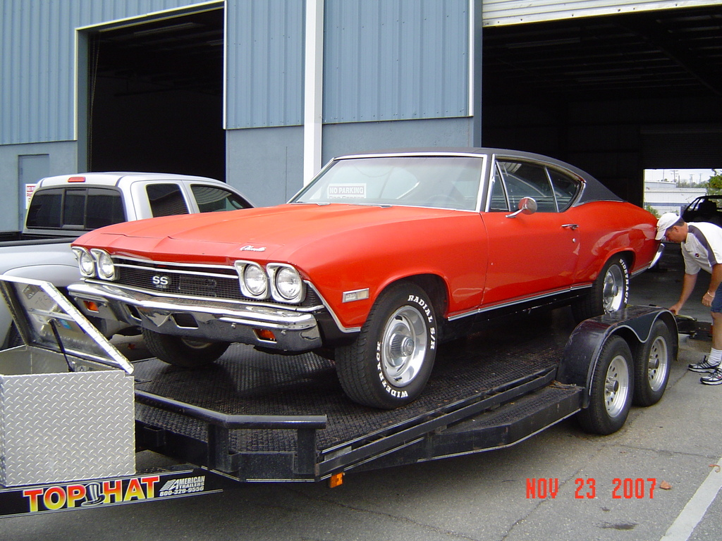 Another 68chevyss 1968 Chevrolet Chevelle post... - 12537277