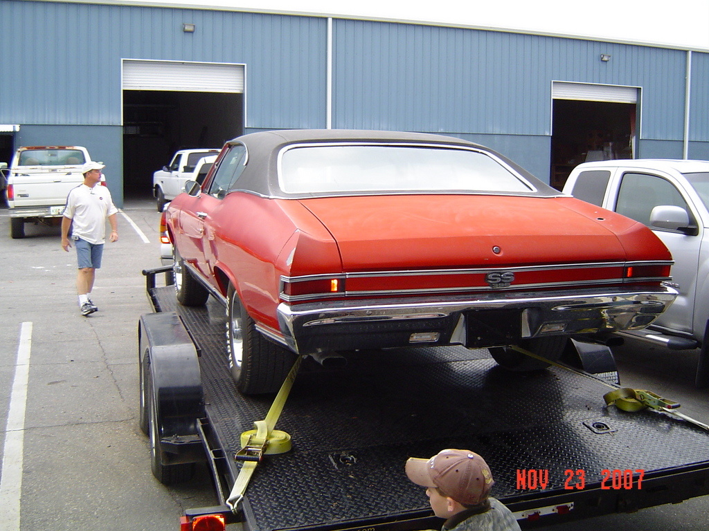 Another 68chevyss 1968 Chevrolet Chevelle post... - 12537280