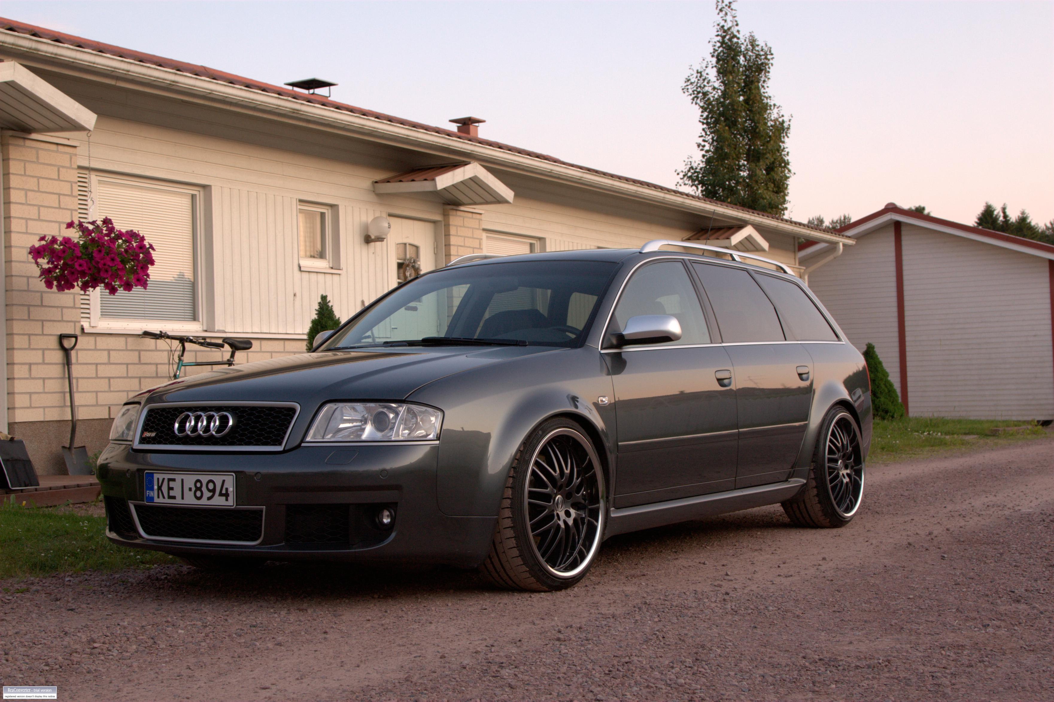mrhifi 2004 Audi RS 6 Specs, Photos, Modification Info at ...