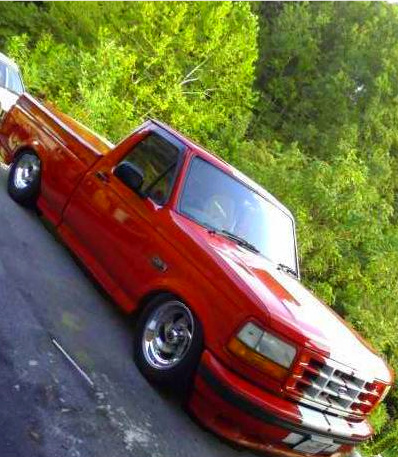 Large on 1994 Ford F 150 Lightning Custom