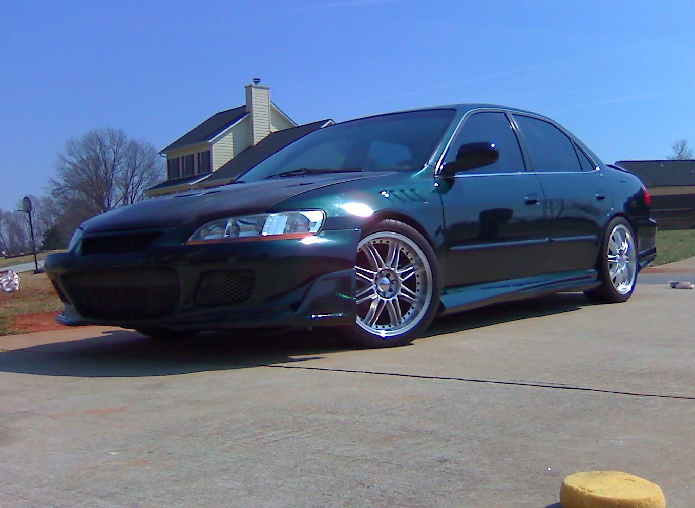 body kits for 1999 honda accord coupe. Black Bedroom Furniture Sets. Home Design Ideas
