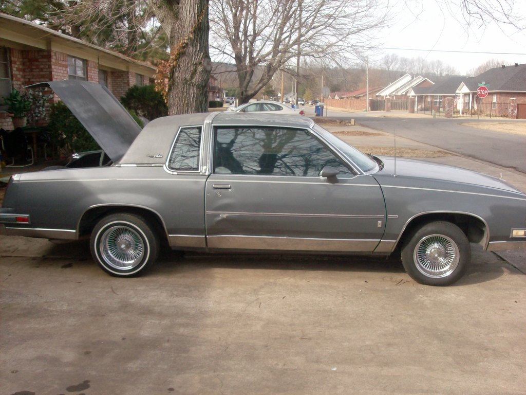Dirdysouf 39 s 1986 oldsmobile cutlass salon in russellville ar for 1986 oldsmobile cutlass salon