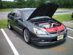 k24a8pwr07s 2007 Honda Accord