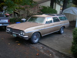 GSXPWR 1965 Buick Sport Wagon