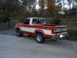 Jimmy1961s 1985 Ford F150 Regular Cab