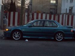 highspeedhondas 1991 Honda Accord
