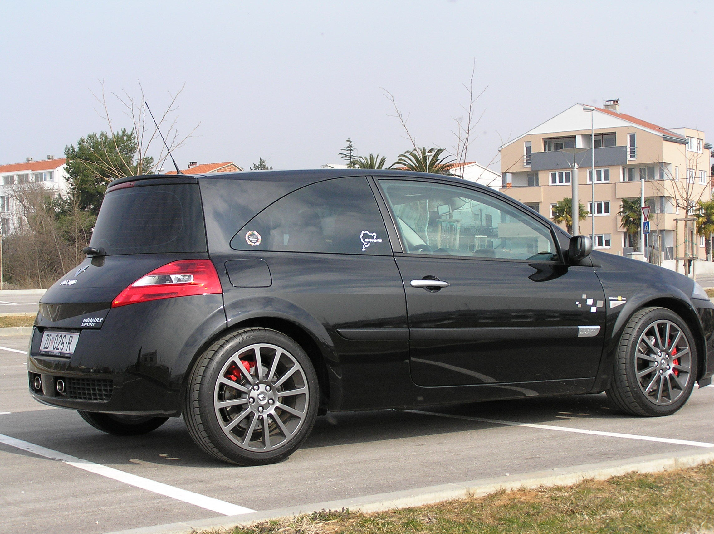 zadar 2008 renault megane specs photos modification info. Black Bedroom Furniture Sets. Home Design Ideas