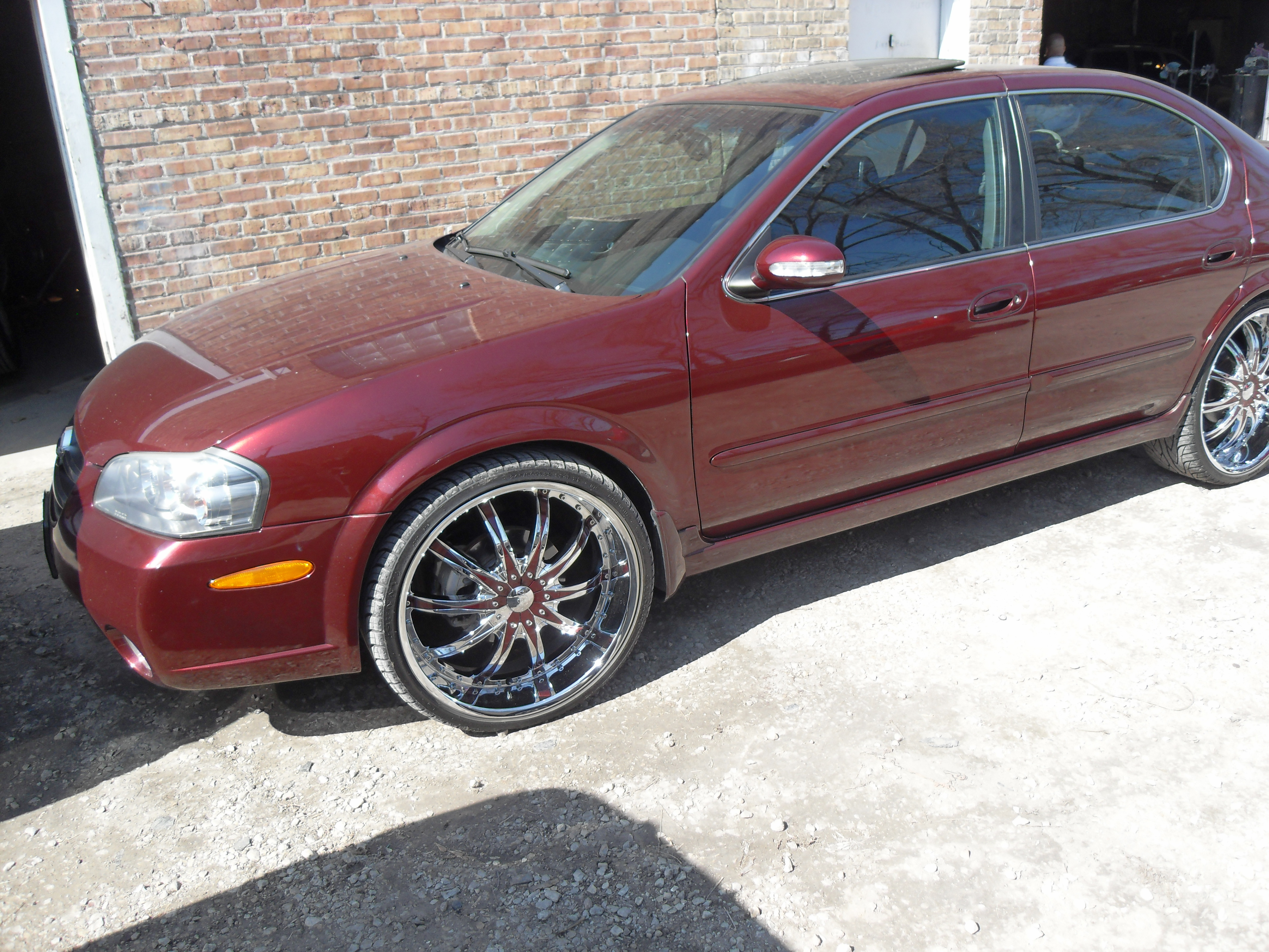 Another MrBiggs321 2003 Nissan Maxima post... - 12540423