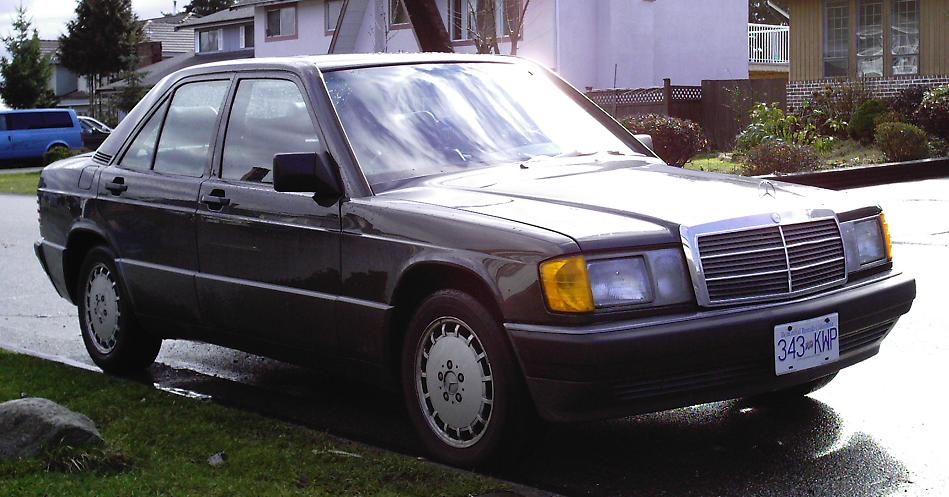 Another Mannysworld09 1989 Mercedes-Benz 190-Class post... - 12541257