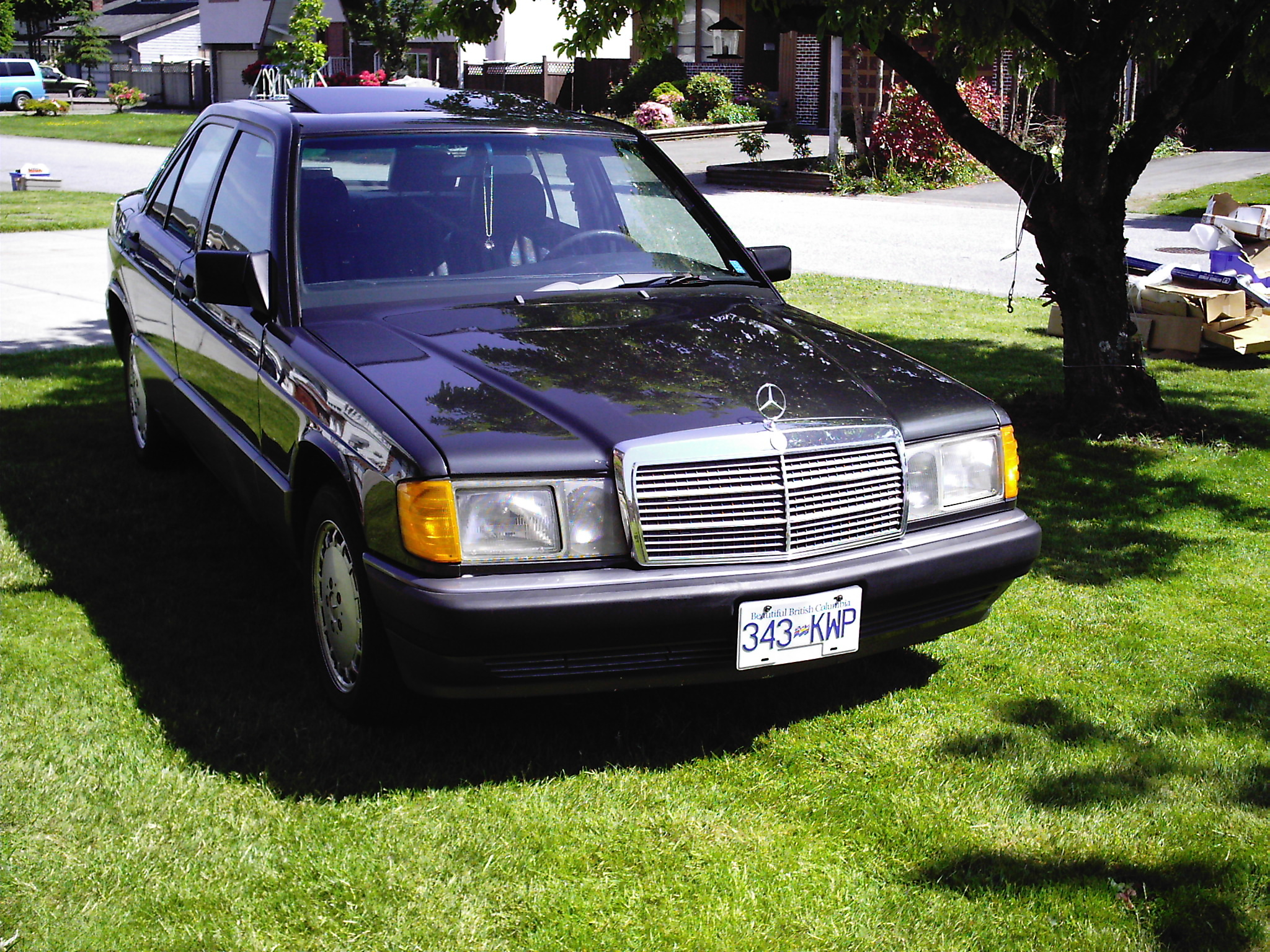 Another Mannysworld09 1989 Mercedes-Benz 190-Class post... - 12541259