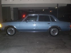 G_RIDER80s 1980 Chevrolet Malibu