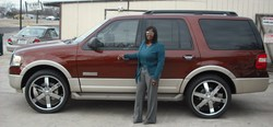shae76543s 2007 Ford Expedition