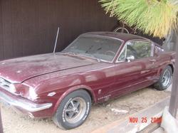 Another botana 1965 Ford Mustang post... - 12541289