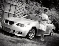 PrestonLesleys 2007 BMW 5 Series