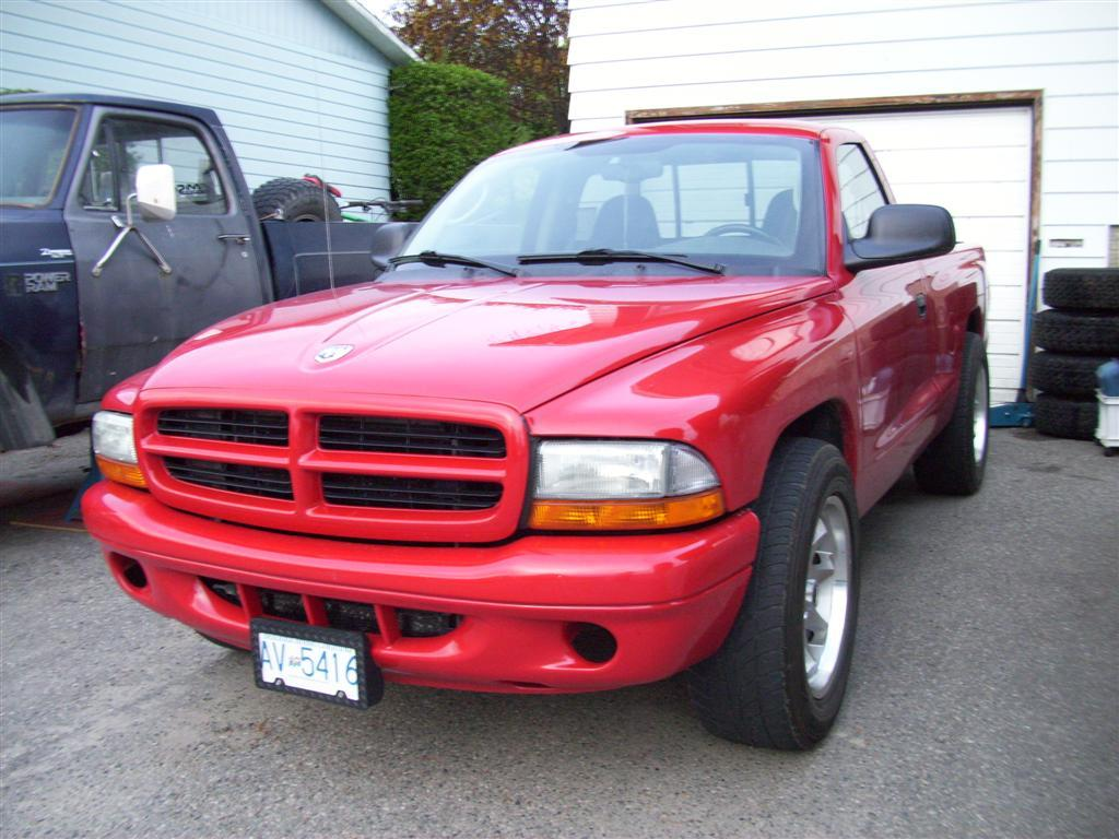 sykop's 2003 Dodge Dakota-Regular-Cab