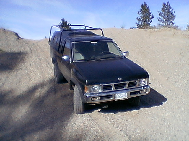 Another sykop 1995 Nissan Regular Cab post... - 12732036