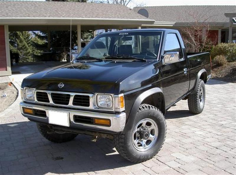 1995 Nissan D21-Pick-Up